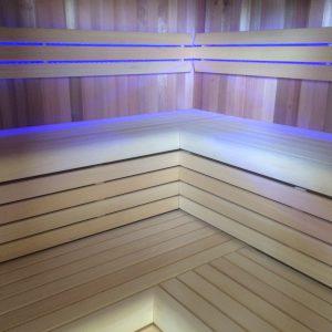 Sauna LED strip