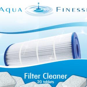 Aquafinesse filtercleaner 1